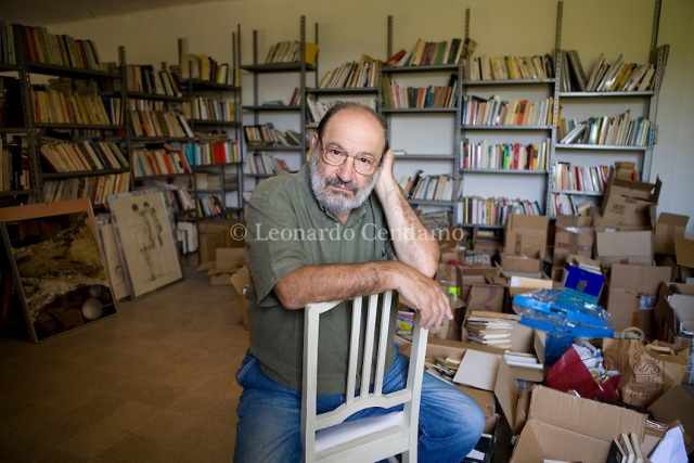 TEACHER UMBERTO ECO